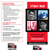 Inhalant brochure. Protect your children from inhalant abuse. A brochure about the who, what, when, where, and why of this teenage substance abuse danger.