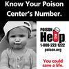 Know Your Poison Center Number