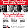 Poison Control Help Is Free, Expert, and Confidential