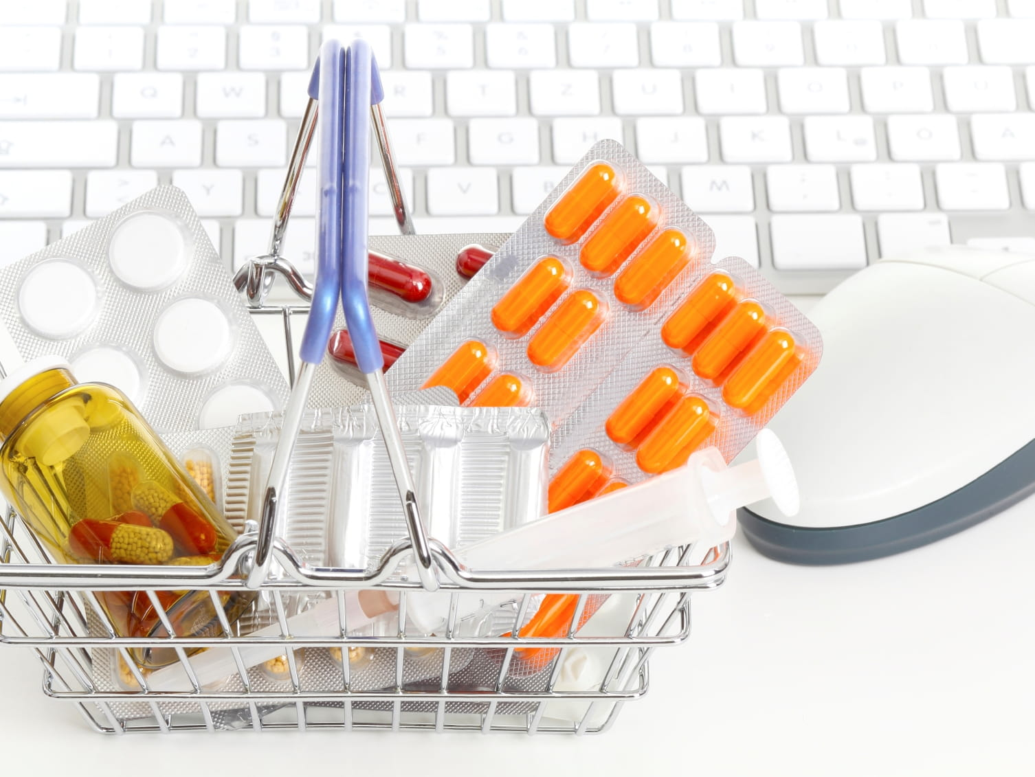Online Pharmacies Avoid The Frauds
