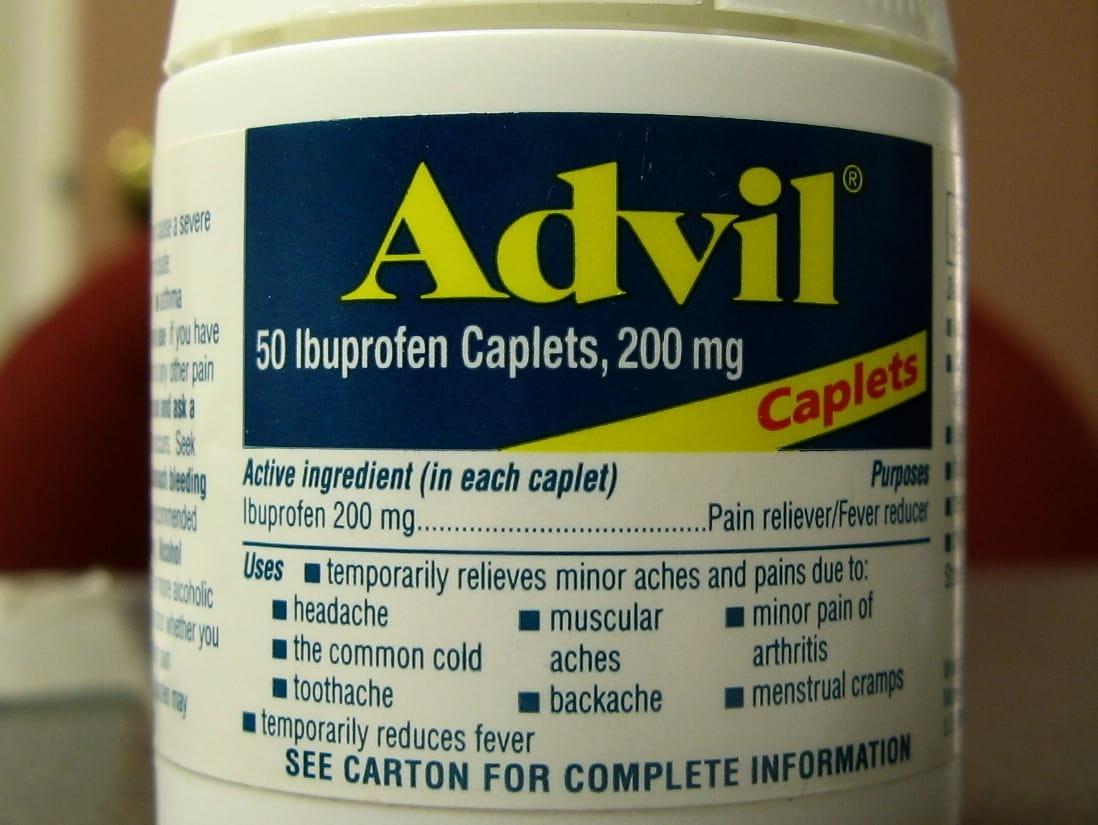 Online Ibuprofen Prescription