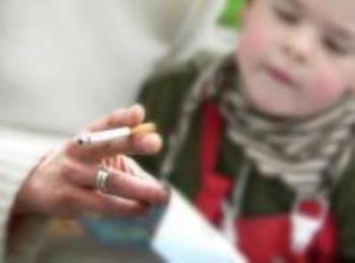 My Child Ate a Cigarette!